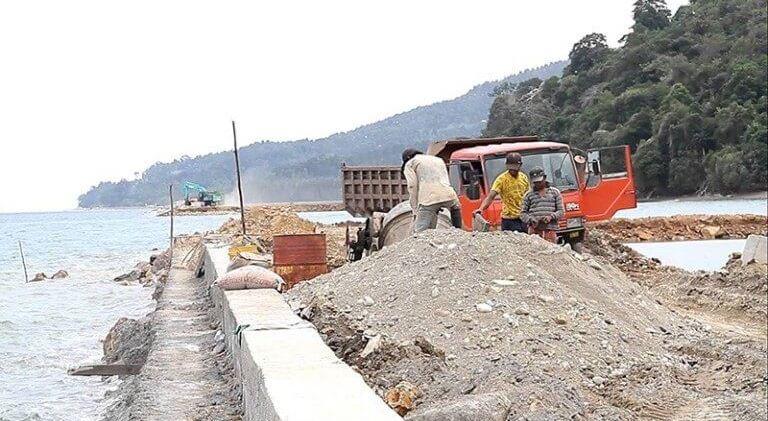 Laporan Kegiatan Bidang Cipta Karya Dinas Pekerjaan Umum Kabupaten Kolaka Utara Tahun Anggaran 2011.