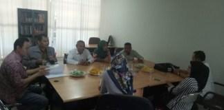 Suasana Pertemuan DPW PDRI Sulsel di Kampus UNM Menara Phinisi. (Berita.news/KH).