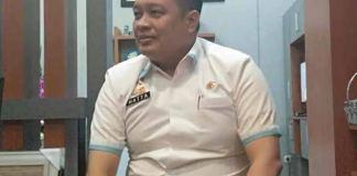 Mantan Kepala Biro Umum dan Perlengkapan Setda Sulsel Muhammad Hatta. (Berita.news/KH).