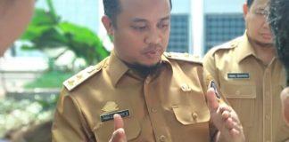 Wagub Sulsel Andi Sudirman Sulaiman (BERITA.NEWS/Andi Khaerul).