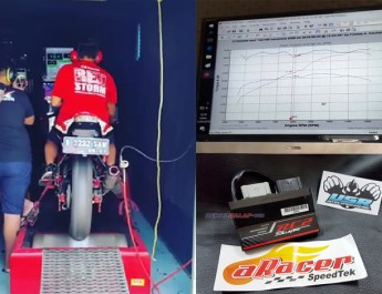 Upgrade Motor Dengan ECU aRacer, Solusinya di Bengkel Ultra Speed Racing (USR), Ada Jaminan Mapping !