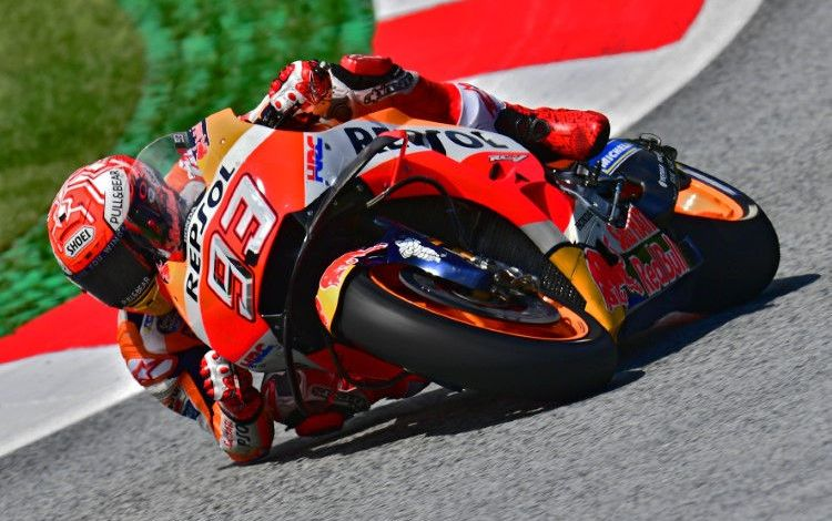 MotoGP Motegi (FP1) : Tidak Hujan Seperti 2017, Dovi Libas Marquez 4 Menit Terakhir