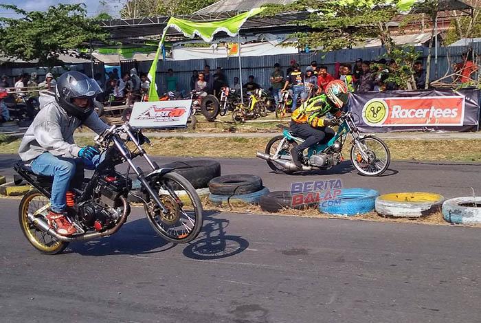 GDS Fun Dragbike Racertees ABRT 2018 : Total 252 Starter, Berikut Hasil Lengkap Juaranya