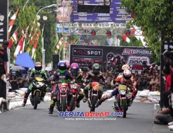 Hasil Juara Poetra Jaya Road Race 2018 Blora, Jawa Tengah