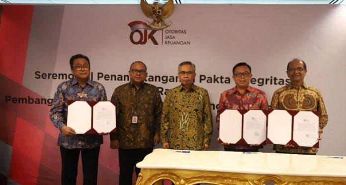Otpritas Jasa Keuangan (OJK)