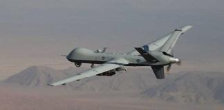 AS Menembak Jatuh Pesawat Tanpa Awak Iran di Selat Hormuz