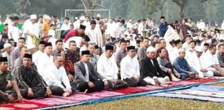Jokowi Idul Adha
