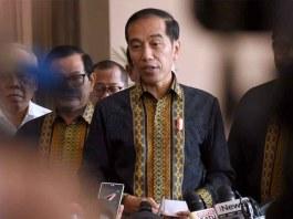 Jokowi KPK
