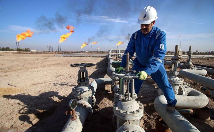 minyak dunia