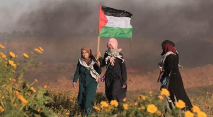 Perempuan Palestina
