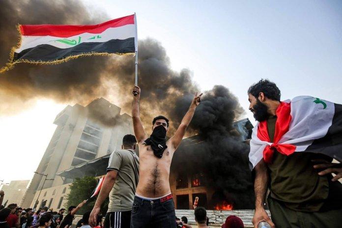 Bentrokan Baghdad