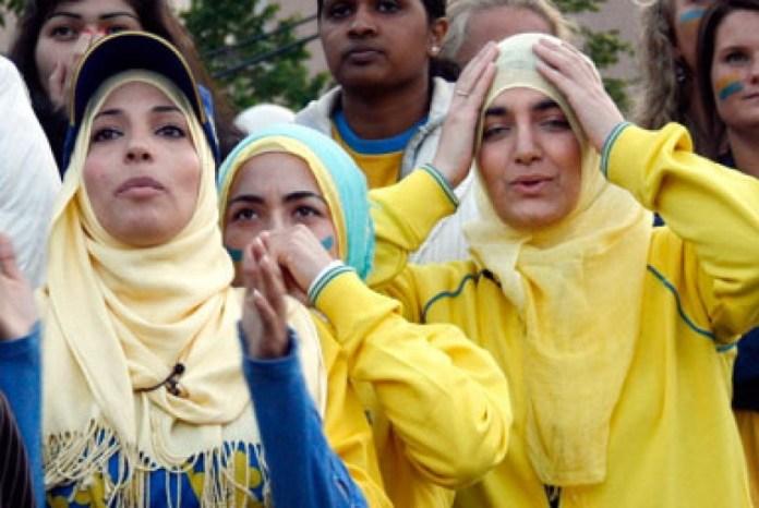 Islam Swedia