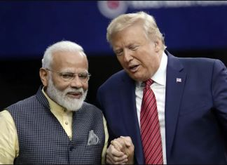 Kunjungan Trump ke India