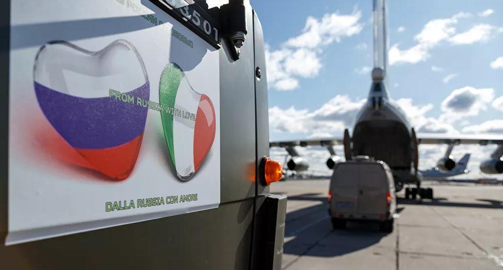 Rusia Italia