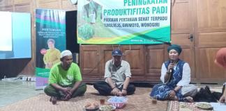 Luluk Nur Hamidah Dukung Petani Menuju Kedaulatan Pangan