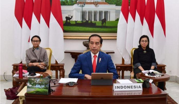 Presiden Jokowi G-20