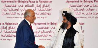 Negosiasi Taliban dan Afghanistan