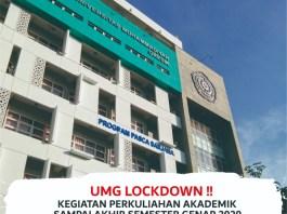 Universitas Muhammadiyah Gresik Perpanjang Kuliah Daring