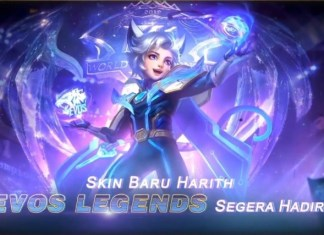 Skin Harith EVOS Legends