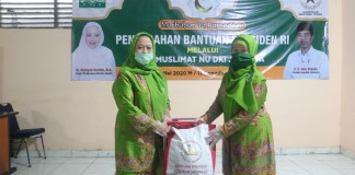 Muslimat NU DKI Jakarta Covid-19