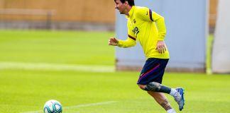 Berita Baru, Lionel Messi