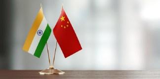 Berita Baru, China-India