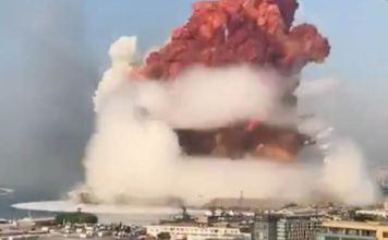 Ledakan Beirut