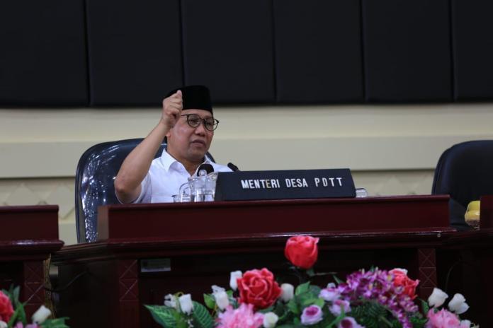 program Padat Karya Tunai Desa (PKTD).