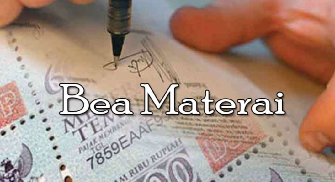 UU Bea Materai
