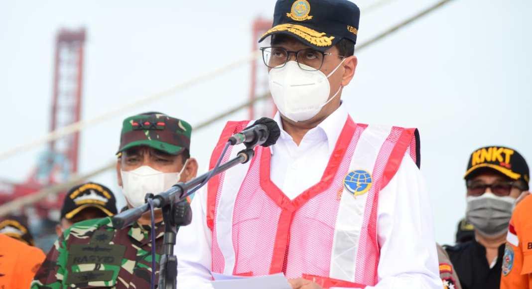 Pencarian Pesawat Sriwijaya Air SJ 182