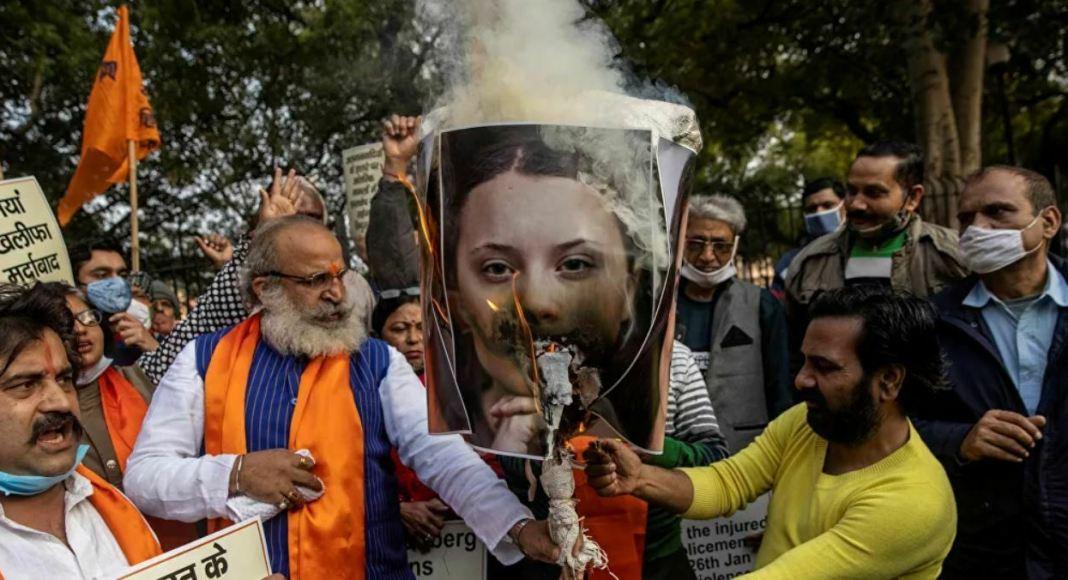 Protes Petani India