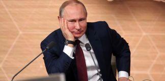 Vladimir Putin Foto: Andrey Rudakov/Bloomberg