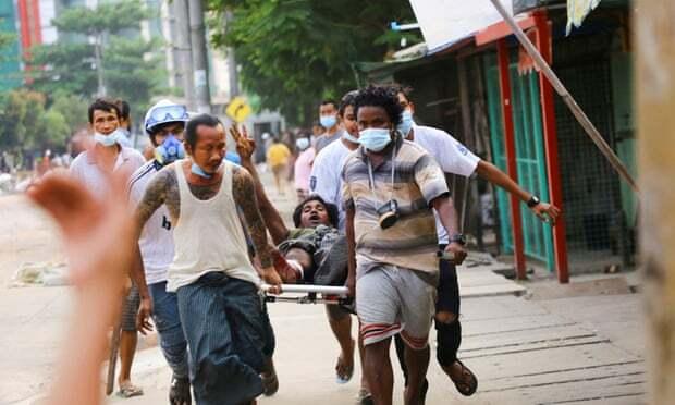 Krisis Politik di Myanmar