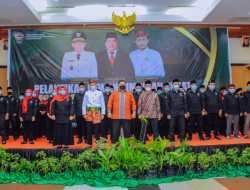 Usai Dilantik Pengurus DPP LSKM Kalbar, Guntur Perdana : Bersama Menjaga Kedamaian Masyarakat Kalbar
