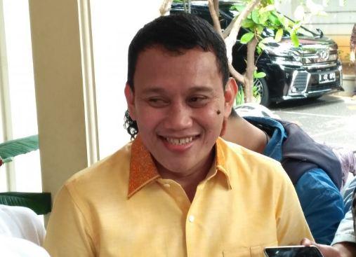 Wakil Ketua Tim pemenangan Jokowi-Maruf, Abdul Kadir Karding .