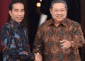 Jokowi dan SBY.