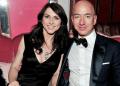 Jeff Bezos dan MacKenzie.
