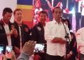 Jokowi saat kampanye di Tangerang.