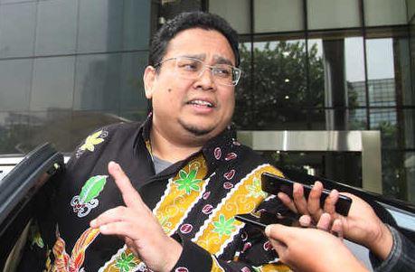 Komisioner Badan Pengawas Pemilu (Bawaslu) Rahmat Bagja.
