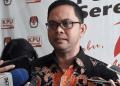 Komisioner Komisi Pemilihan Umum (KPU) Viryan Azis.