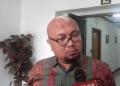 Komisioner KPU Ilham Saputra.