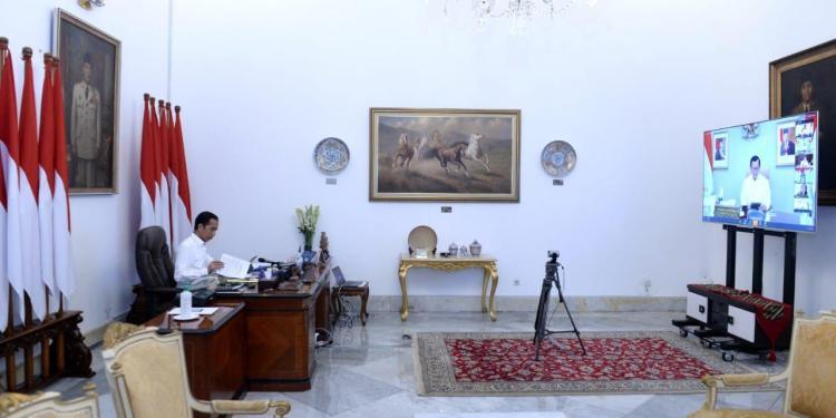 Jokowi: Pembebasan Napi Hanya Untuk Napi Pidana Umum, Bukan Koruptor