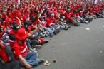 Aksi damai mayday 2013