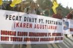 20130621 AljonAliSagara_Mahasiswa SULSEL Tuntut Pecat Dirut Pertamina 02