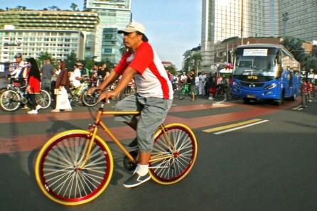 20130707_Bersepeda santai saat Car Free Day di Bundaran HI_AljonAliSagara_EDIT 1