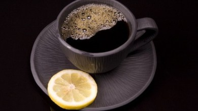 Photo of Minum Kopi Campur Lemon