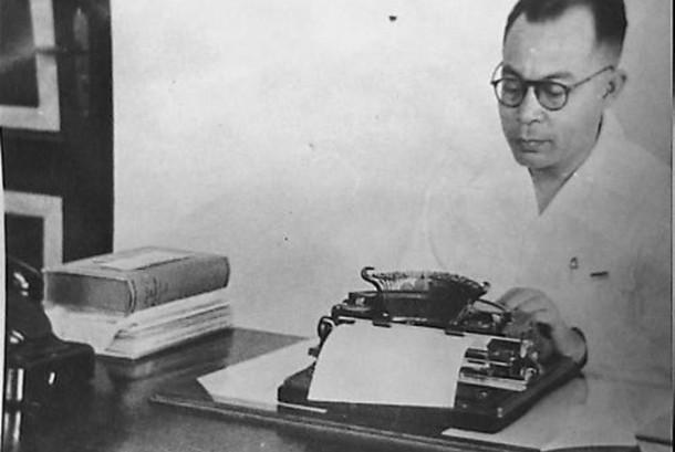 Mohamad Hatta 1947.