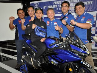 M.Faerozi Yamaha Racing Indonesia