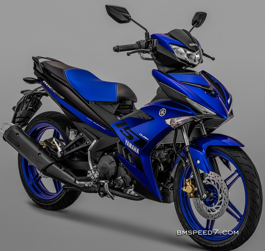Warna Baru Yamaha MX King 2019