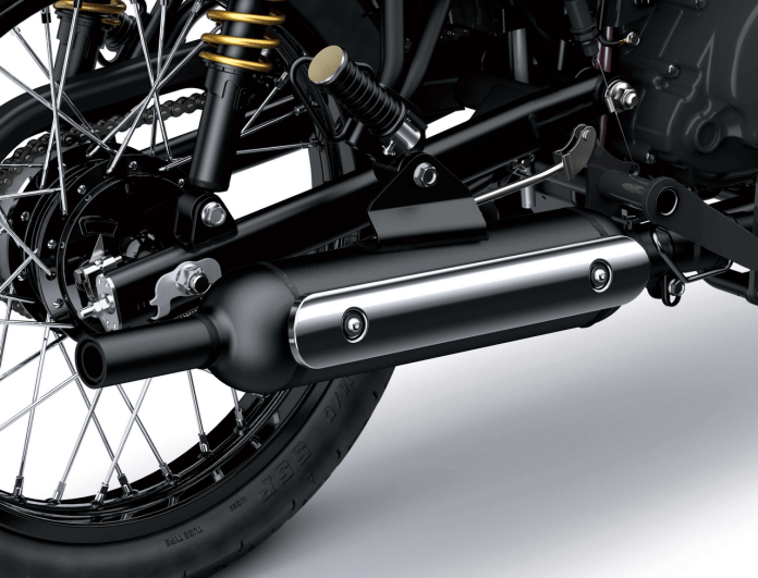 Chrome Muffler Guard